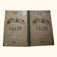 Little Ann A Book illustrated by Kate Greenaway