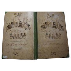 Under The Window After Kate Greenaway : AtticInk | Ruby Lane