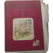 The Kewpies And The Runaway Baby by Rose O'Neill as is