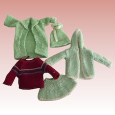 Knits For Doll or Bear