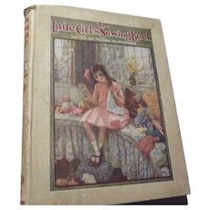 The Little Girl's Sewing Book