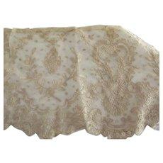 Victorian/Edwardian Wide Lace