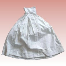 Long Petticoat For Doll