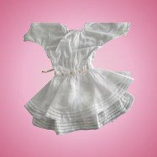 Victorian/Edwardian Doll Dress
