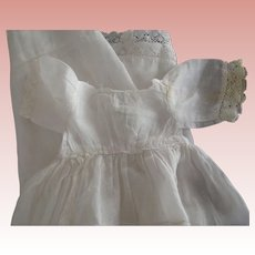Long Gown For Small Baby Doll
