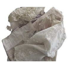 Remnants For Doll Clothing or Sewing
