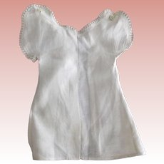Fine Linen Baby or Doll Top