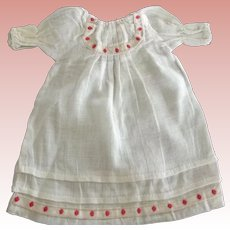 Dress For A Small Doll