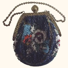 Beaded Flapper Bag