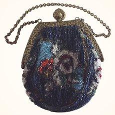 Beaded Flapper Bag