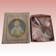 Baby Spoon In Original Box