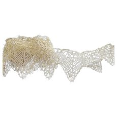 Metal Lace Trim