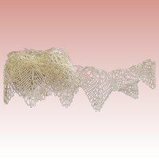 Metal Lace Trim