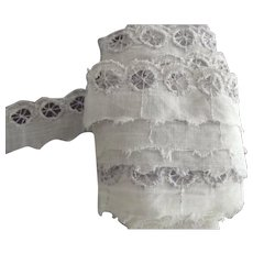 Handmade Lace Edging