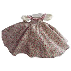 Madame  Outfit For 1950's Hard Plastic Little Women Doll