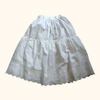 Victorian/Edwardian Petticoat