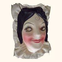Art Deco Doll Face