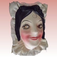 Art Deco Doll Face