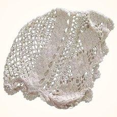 Crocheted Baby Cap