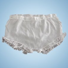 Bloomers For A Baby Doll