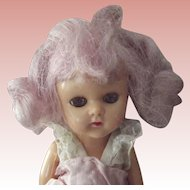 Virga Lollypop Doll In Lavender
