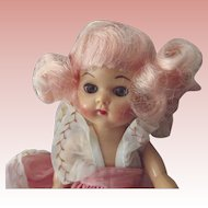 Virga Lollypop Doll In Pink