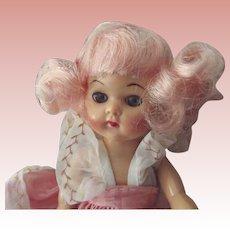 Virga Lollypop Doll In Pink