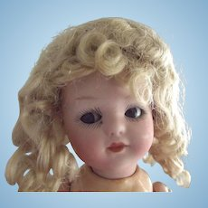 Googly Doll With Damage