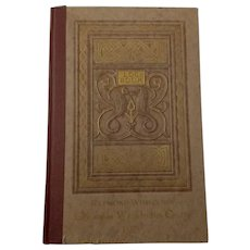 S.S.Statendam Log Book 1929
