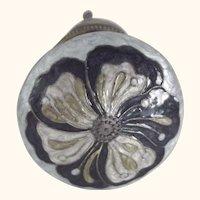 Cloisonne Doorknob