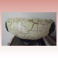 Czechoslovakia Pottery Bowl