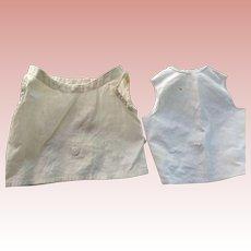 Two Doll Underwear Tops
