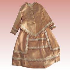 Two Piece Fashion Doll Dress