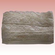 Narrow Lace Yardage