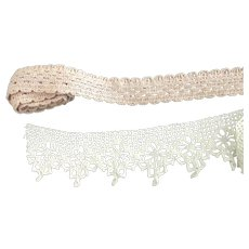 Two Lengths of Heavier Lace