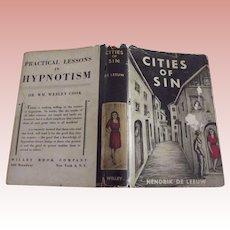 Cities of Sin by Hendrik De Leeuw
