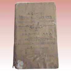 A Concise History of England Circa 1815