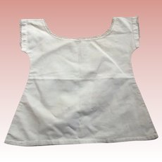 Baby Top, For Large Doll or Teddy Bear