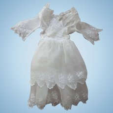 Organdy Doll Dress