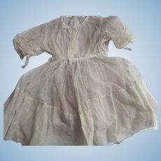 Net Doll Dress