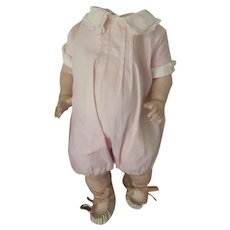 Toddler Doll  Body With Original Shoes, Stocking and Jumpsuit