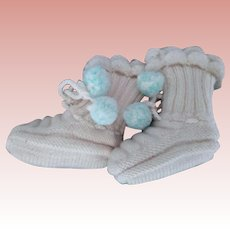Doll/Baby Booties