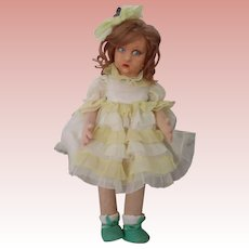 Lenci Doll All Original