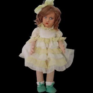 Lenci Doll All Original