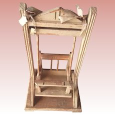 Doll Swing For All Bisque