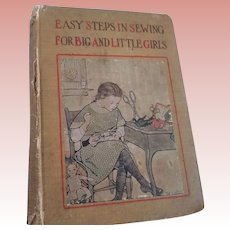 East Steps In Sewing For Big And Little Girls