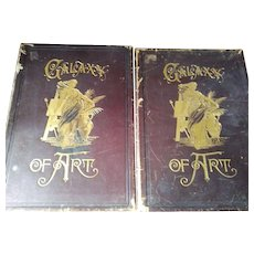 Two Volume Set Galaxy of Art