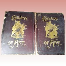 Two Volume Set Galaxy of Art
