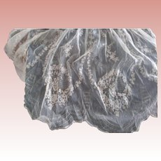 Gossamer Lace Piece