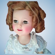 All Original Shirley Temple Doll